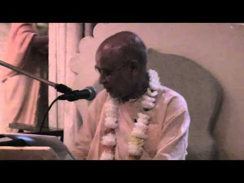 Morning Class by Subhag Swami in ISKCON Amsterdam - Part 03