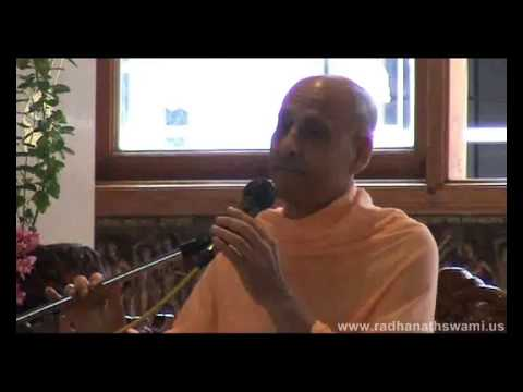 Lecture on Srimad Bhagavatam Canto 10, Chapter 55, Text 11 by Radhanath Maharaj