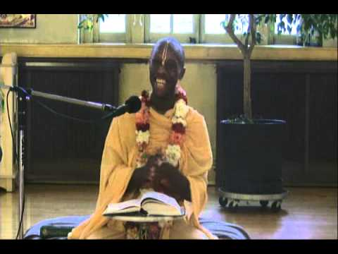 Lecture on Srimad Bhagavatam in ISKCON Chicago on 25th Oct, 2012