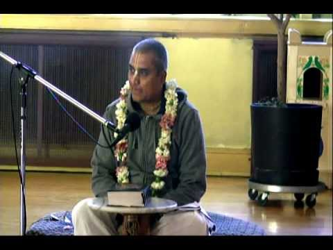 Lecture on Srimad Bhagavatam in ISKCON Chicago on 27th Oct, 2012
