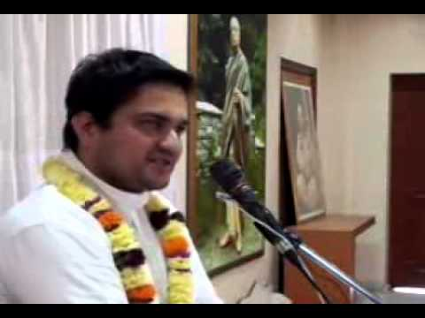 Lecture on Dasera by Lal Govind Prabhu in ISKCON Mira Road on 24th Oct, 2012