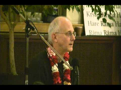 Sunday Feast Lecture in ISKCON Chicago on 18th Nov, 2012