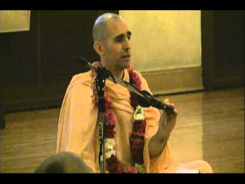 Lecture on Srimad Bhagavatam in ISKCON Chicago on 10th April, 2013