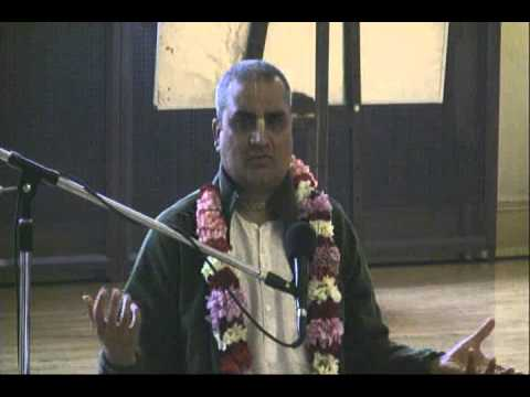 Lecture on Srimad Bhagavatam Canto 05, Chapter 05, Text 33 at ISKCON Chicago
