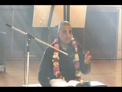 Lecture on Srimad Bhagavatam Canto 05, Chapter 06, Text 12 at ISKCON Chicago on 27th April, 2013