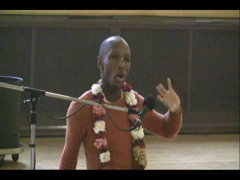 Lecture on Srimad Bhagavatam Canto 05, Chapter 06, Text 18 at ISKCON Chicago on 03rd May, 2013