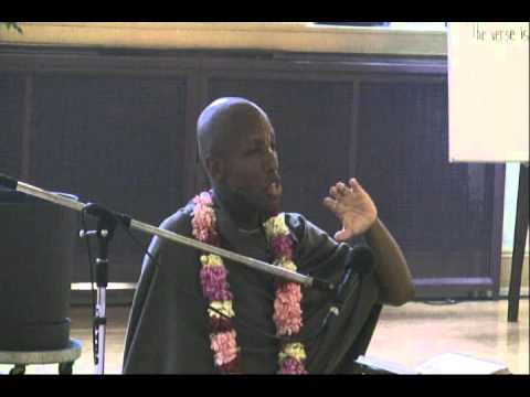 Lecture on Srimad Bhagavatam Canto 05, Chapater 07, Text 07 at ISKCON Chicago on 10th May, 2013