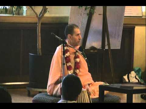 Sunday Feast Lecture at ISKCON Chicago on 12th May, 2013