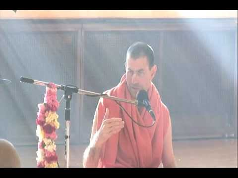 Lecture on Srimad Bhagavatam Canto 05, Chapter 07, Text 10 by Madhavendra Puri Prabhu at ISKCON Chicago