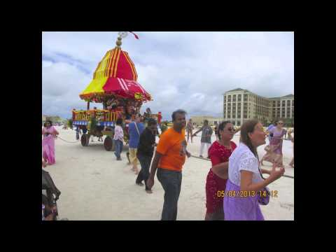 Jagannath Rath Yatra at Tampa - Clearwater