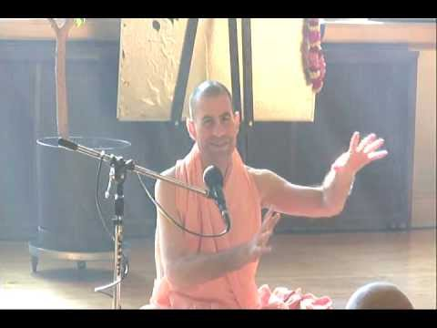 Lecture on Srimad Bhagavatam Canto 05, Chapter 08, Text 01 by Madhavendra Puri Prabhu at ISKCON Chicago