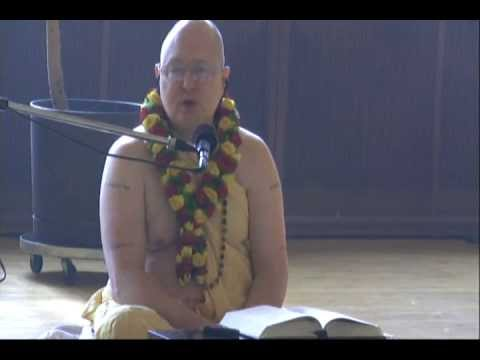 Lecture on Srimad Bhagavatam Canto 07, Chapter 09, Text 01 by BV Madhava Swami at ISKCON Chicago