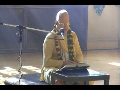 Lecture on Srimad Bhagavatam Canto 07, Chapter 09, Text 02 by BV Madhava Swami at ISKCON Chicago