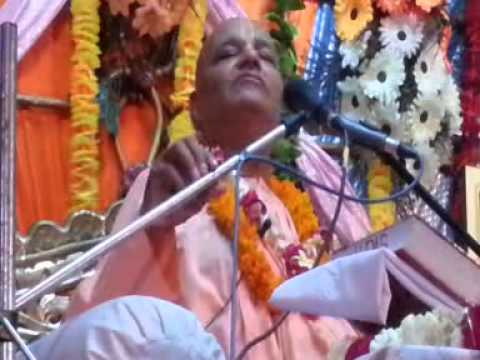 Hindi Katha on Narsimha Lila by Radha Govinda Swami - Part 06