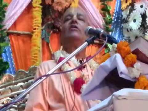 Hindi Katha on Narsimha Lila by Radha Govinda Swami - Part 09