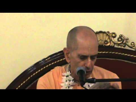 Lecture on Bhakti Prabhupada Vrata Damodar Swami on 02nd June, 2013