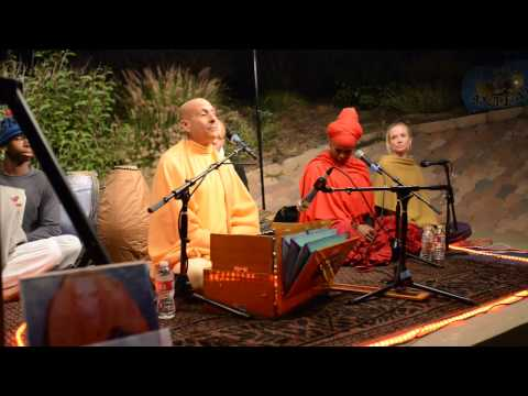 Lecture on Moving Story of Sindhutai Sapkal by Radhanath Swami at Narayan Mandir on 04th June, 2013
