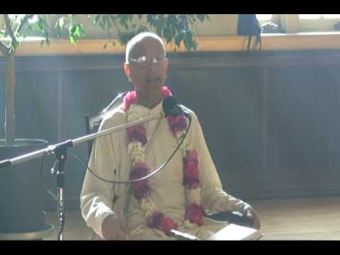 Lecture on Srimad Bhagavatam Canto 05 Chapter 12 Text 16 by Nityananda Prabhu at ISKCON Chicago