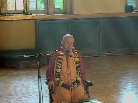 Bhagavatam Class on Canto 05 Chapter 13 Text 15 by HH Romapada Swami