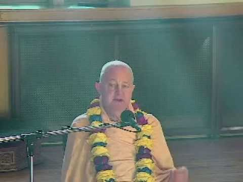 Bhagavatam Class on Canto 05 Chapter 13 Text 16 by HH Romapada Swami