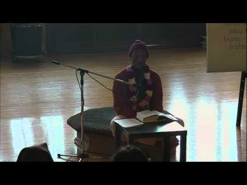 Srimad Bhagvatam Class on Canto 06 Chapter 01 Text 02