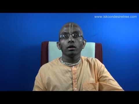 Madhu Pandit Goswami - Single minded focus to the Deity that defined the devotee