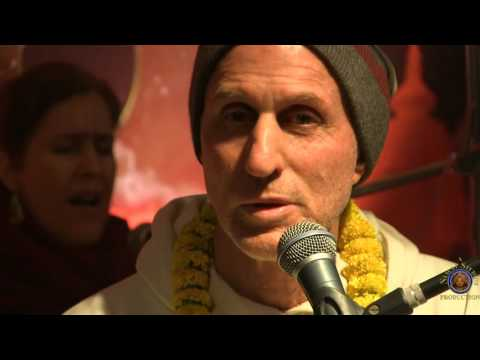 Kirtan led by HG Mahatma Prabhu. 2016 Mayapur New Years Eve Kirtan Fest -