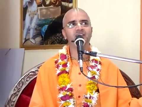 Bhagvatam Class by Anantashesh Prabhuji at ISKCON Amravati Dt.19/09/17 Part-4