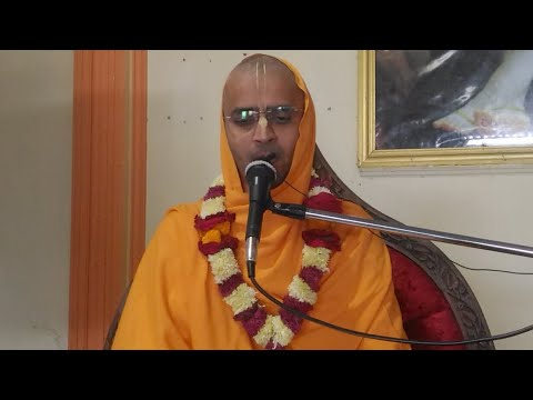 Live Bhagvtam Class By Anantasesa Prabhu At ISKCON Amravati