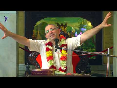 Srimad Bhagavatam 08.09.12 by H.G Braja Bihari Das on 16th Oct 2017 at ISKCON Juhu