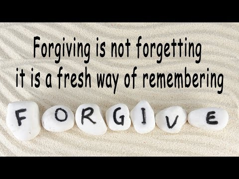 Forgiving is not forgetting - it is a fresh way of remembering | Gita 16.03