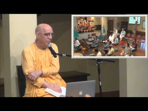 Essence of cooperation by HH Kesava Bharati Goswami on 08.20.2014
