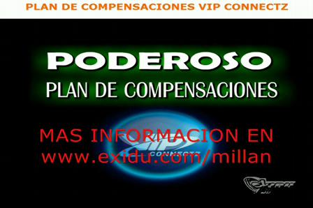 Plan de compensacion VIPCONNECTZ