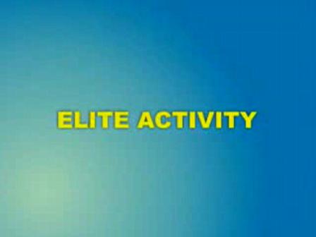 Presentacion de Elite Activity