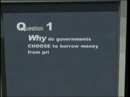 Dinero es Deuda (4-5)