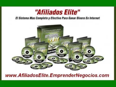 Marketing Afiliados Nichos de Mercado Modulo 1 Area Miembros www.AfiliadosElite.EmprenderNegocios.c…