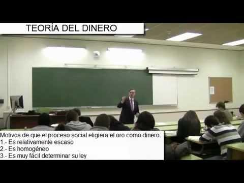 Lección de Economía Sobre el Dinero y el ORO