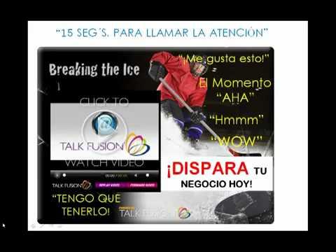 Talk Fusion Español & Spanish & Latino   - Video Email Network Marketing