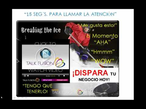 Talk Fusion Español & Spanish & Latino   - Video Email Network Marketing