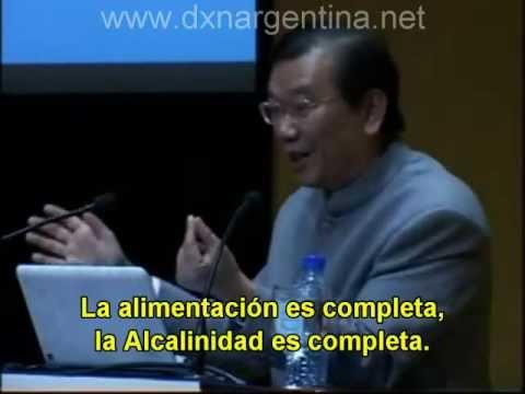 Alcalinidad: Ganoderma y Spirulina - Dr. Lim Siow Jin - DXN