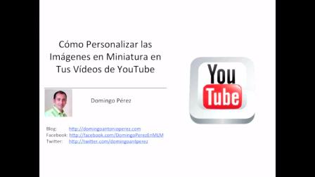 Realiza Las Mejores Imágenes En Miniatura En You Tube