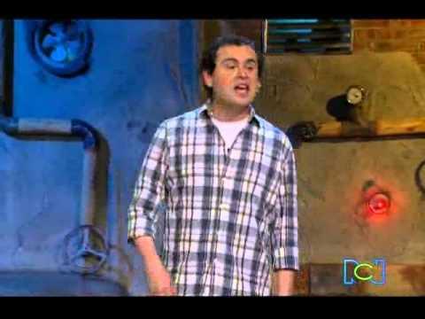 Ricardo Quevedo, el amargado
