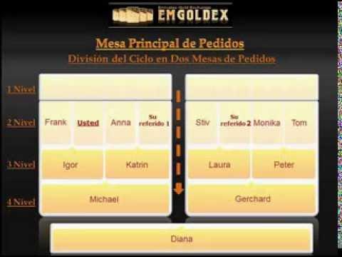 Emgoldex - Conceptos básicos del Plan de Marketing