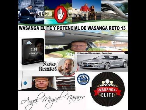 Reto Codigo Wasanga Elite Libera tu potencial wasanga 100%