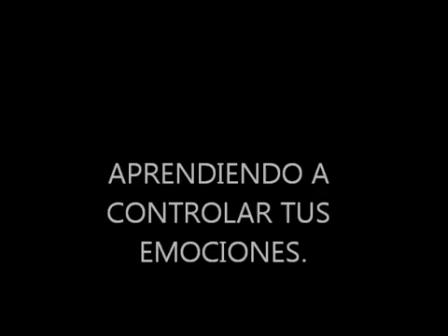 ▶ Aprendiendo a controlar tus emociones