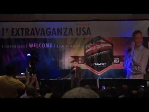 Presentacion TelexFREE 1º Extravaganza Orlando 2013