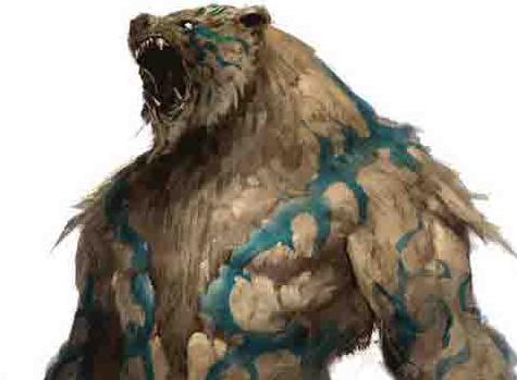 Bear for Xat
