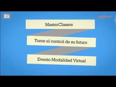 Negocios en Internet -  MasterClasses en Internet para sus Negocios
