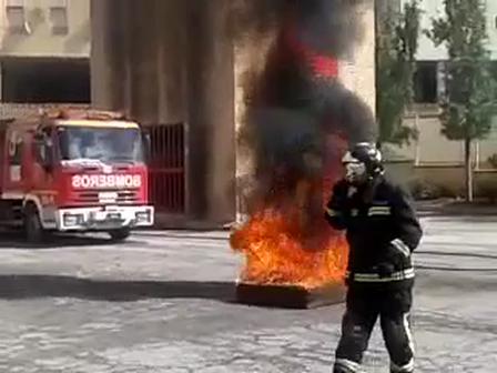 PARQUE DE BOMBEROS ANDUJAR