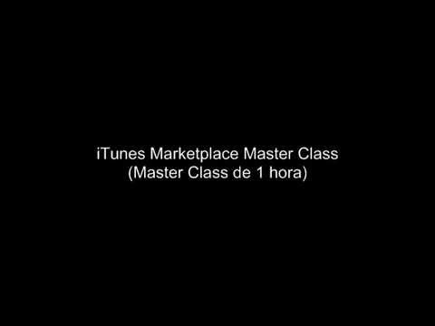 Negocios en Internet - iTunes Marketplace en Internet para sus Negocios